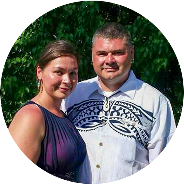 Mike Watson & Carmen Charles